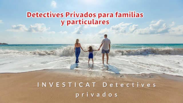 Investigador privado para particular